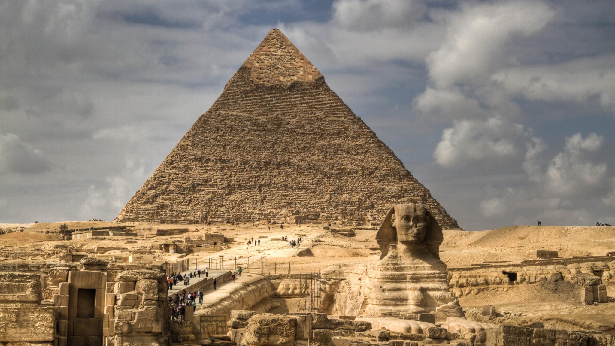 картинки на рабочий стол пирамиды