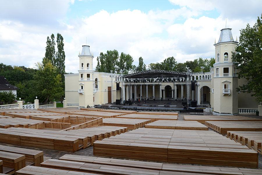 нас зеленый театр в москве фото считает фартук