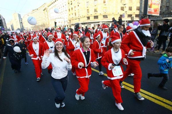 1 января в Москве хотят провести «трезвый забег»