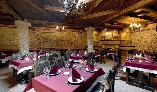 Уютная атмосфера столичных ресторанов