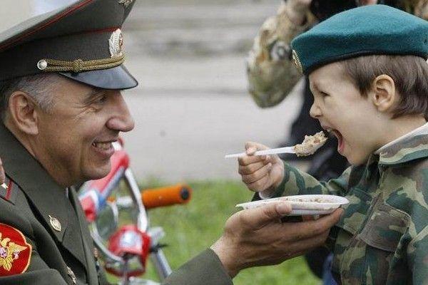 Акция «Солдатская каша»