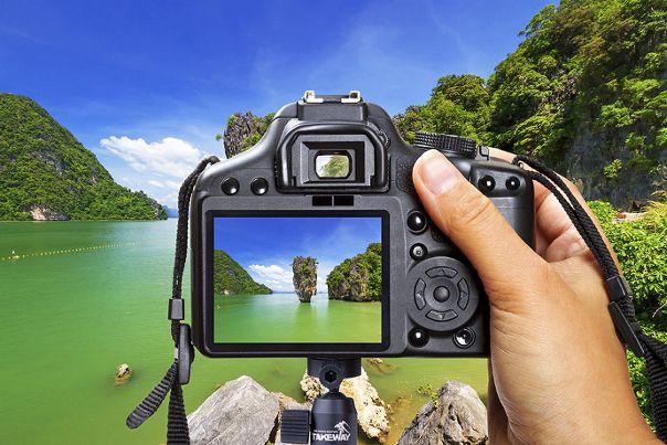 Открытый урок «Авторская travel-фотография»