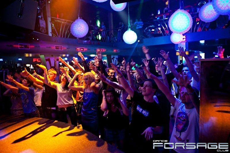 Фото ночные клубы киев
