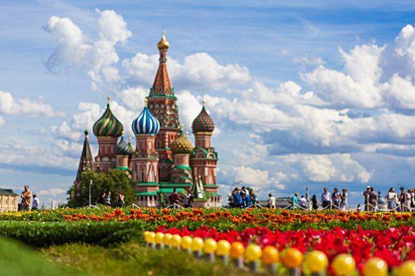 Фестиваль «Весна в Москве»