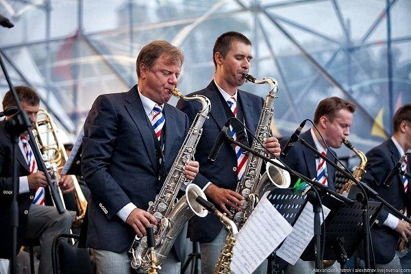 Концерт оркестра игоря бутмана