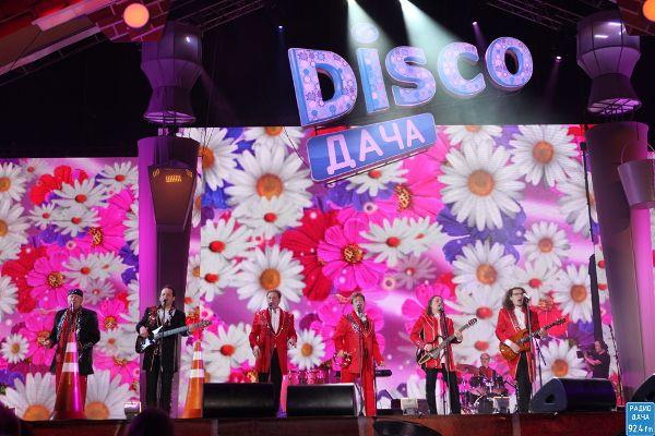 Музыкальный фестиваль «Диско-дача»
