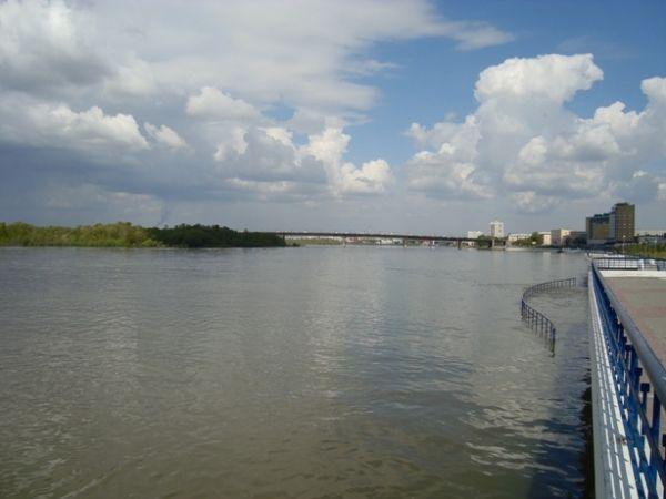 Набережная Иртыша - Омск