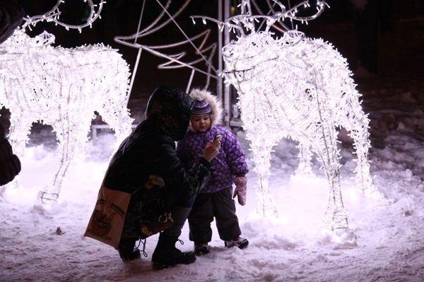 В парке «Сокольники» откроется центр зимних  спортивных развлечений
