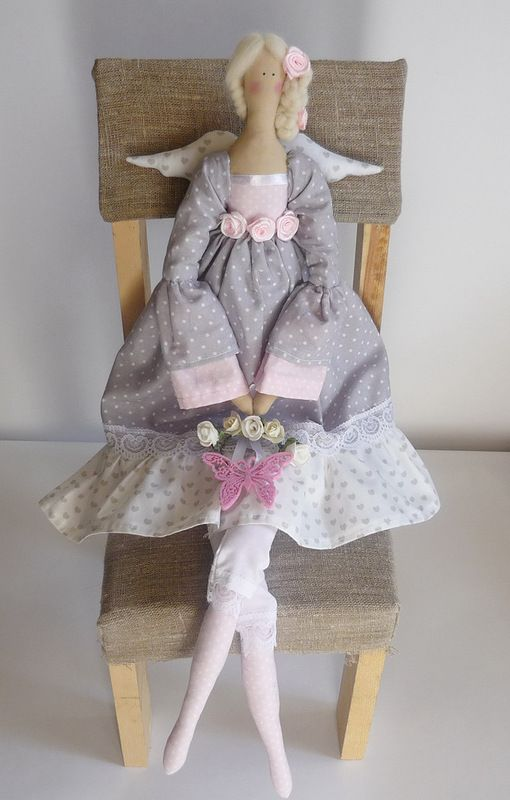 Шьем куклу тильду мастер класс инструкция #9