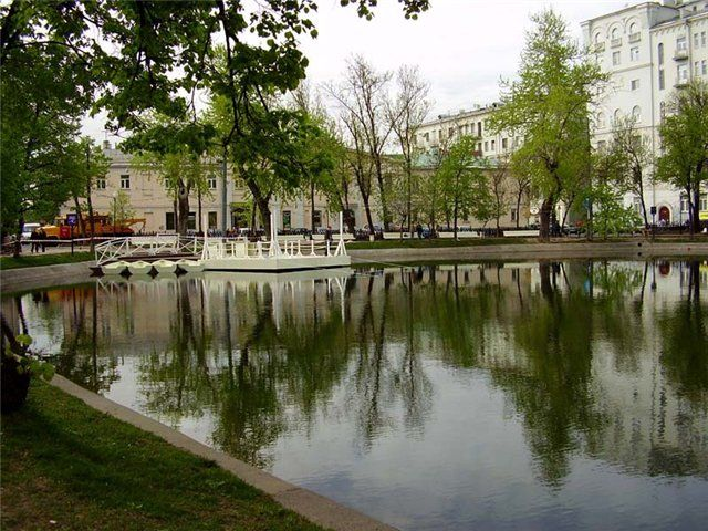 Чистые пруды москва метро