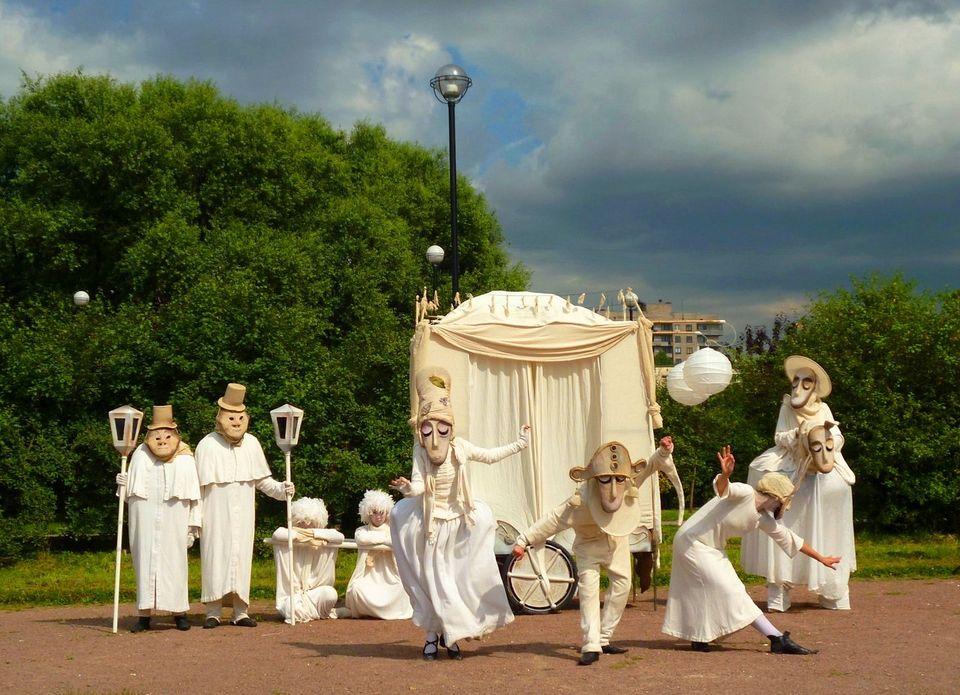 Фестиваль уличных искусств «Арт Парк»