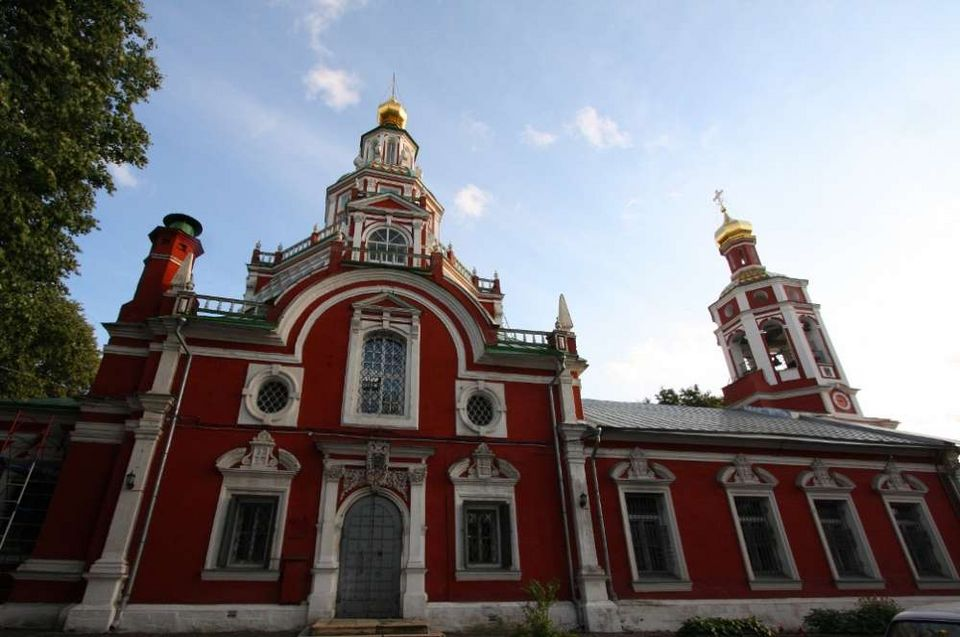 Храм Мученика Иоанна Воина
