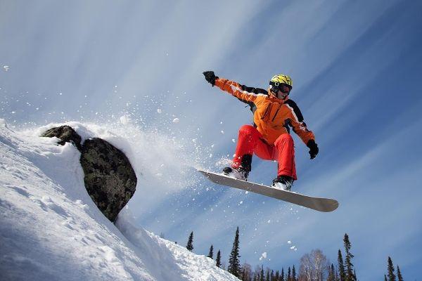 Финал мирового тура по сноуборду Grand Prix de Russie