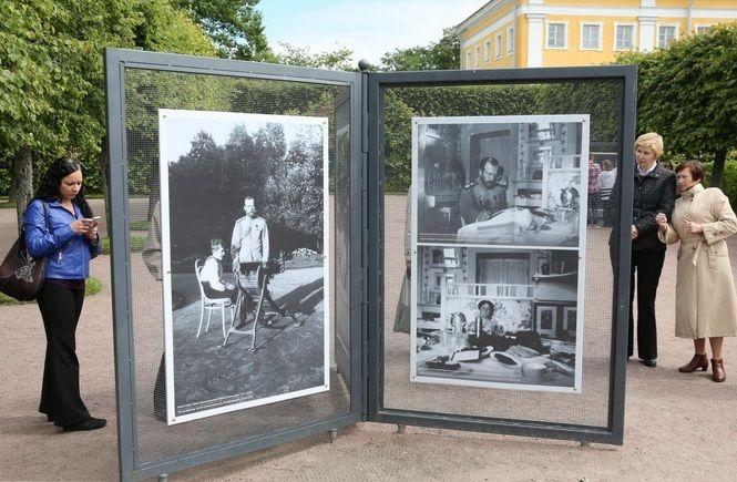 Выставка «Петергоф и Первая мировая война»