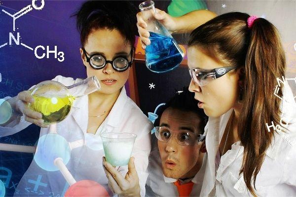 Благотворительный фестиваль науки и инновации для детей «Шаг навстречу»