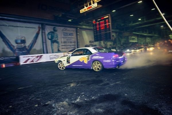 Шоу Underground Drift Party