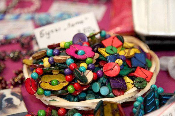 Ярмарка хенд мейда ArtFlection на фестивале «Творчество без границ»