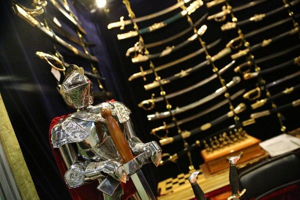 Ярмарка «Клинок – традиции и современность»