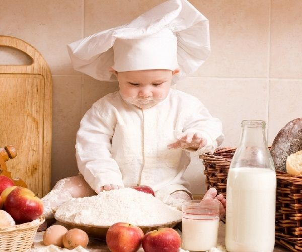 Шоу для детей «Научная кухня»