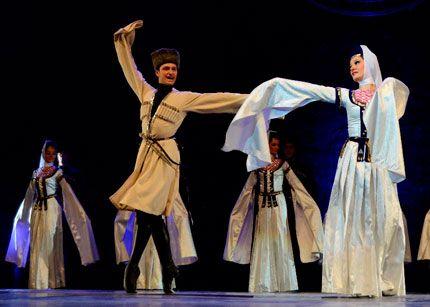 Концерт Эрисиони. Сокровище Грузии 10 марта 2013 Москва