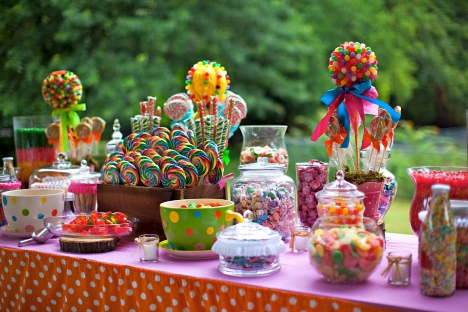 Фестиваль сладостей dolce fest