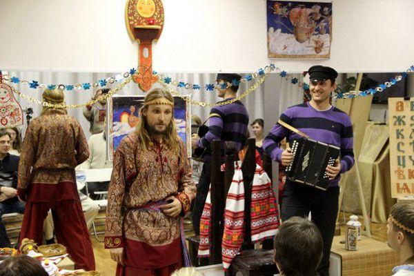 Карнавал-фестиваль «Живая сказка»
