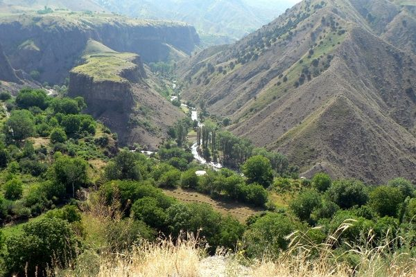 Лекция «Сокровища Армянских гор»
