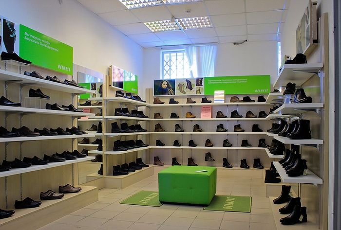 Магазин Обуви Belwest