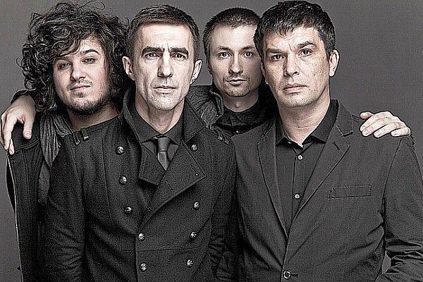 Концерт Вячеслава Бутусова и группы «Ю-Питер» 7 июня 2014 Москва