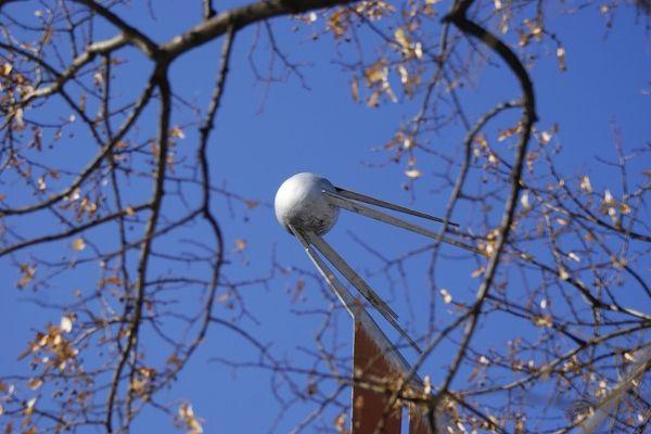 Монумент «Первый искусственный спутник Земли»