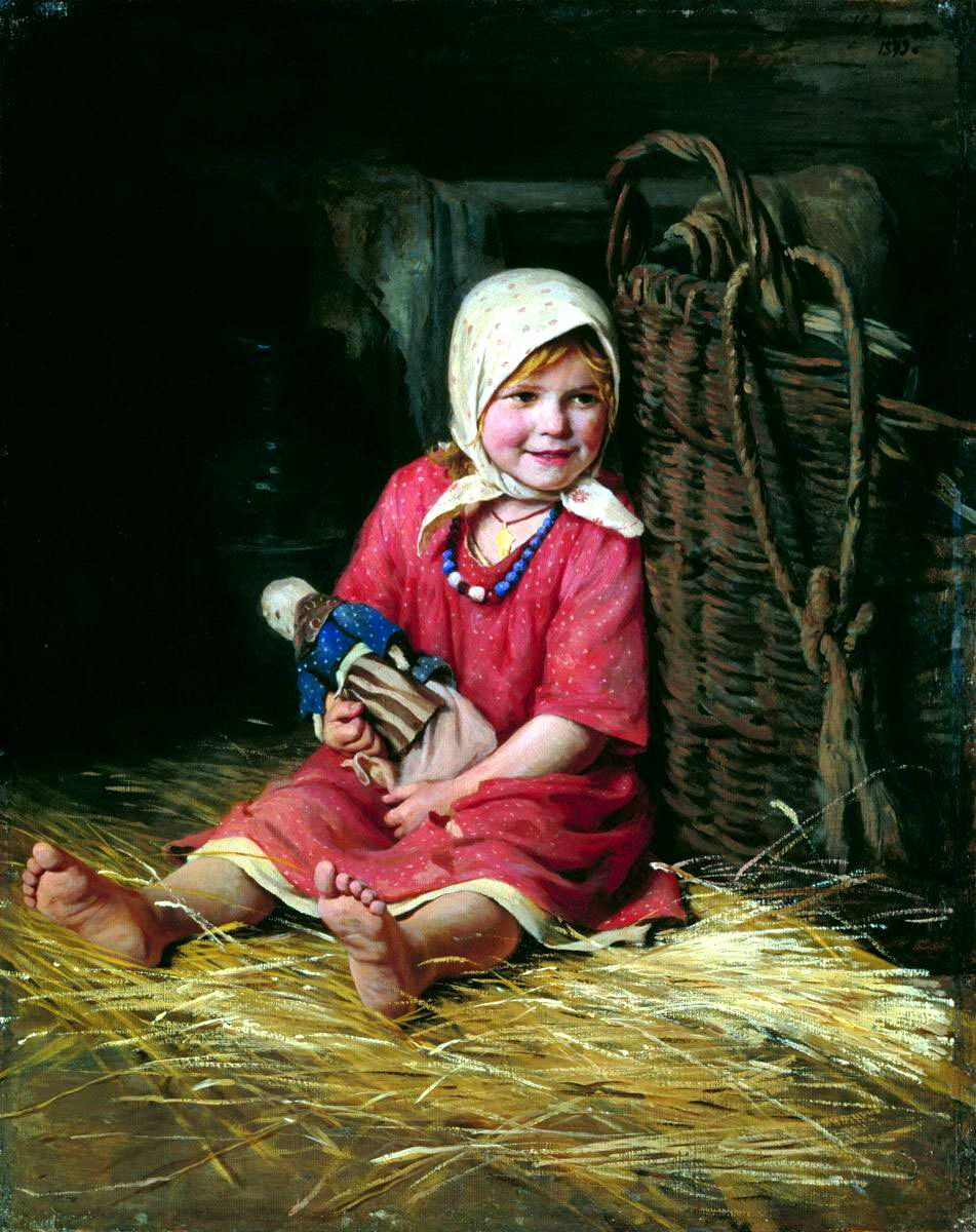 Русские девушки с игрушками 9 фотография
