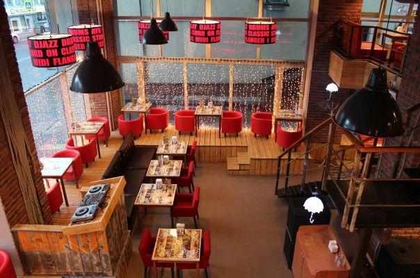 Ресторан «ТоДаСе»