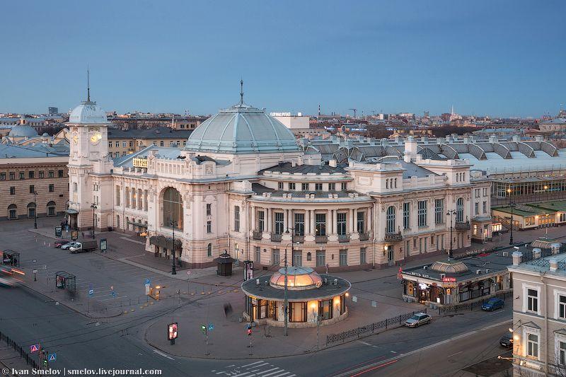 PrevNext. Витебский вокзал