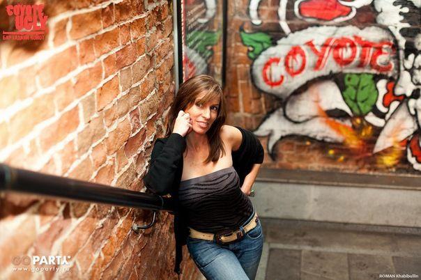 Лиллиан Лавел в казанском «Гадком койоте»