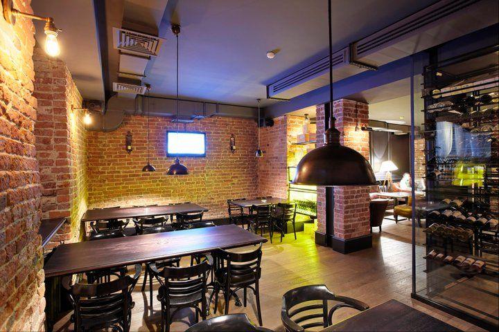 Винный бар и кафе «Гаврош»