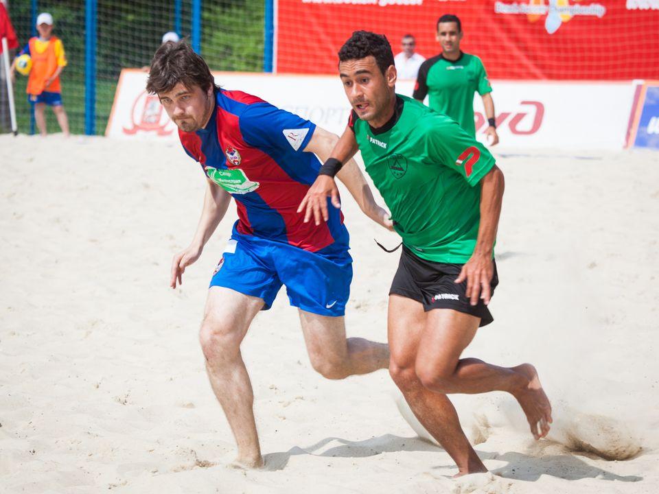 Чемпионата россии по пляжному футболу