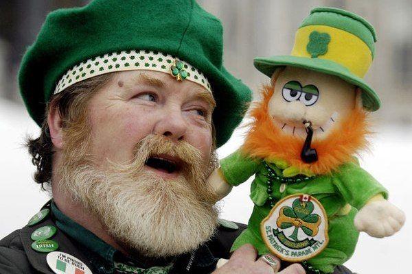 Вечеринка «Попасть в Дублин!»