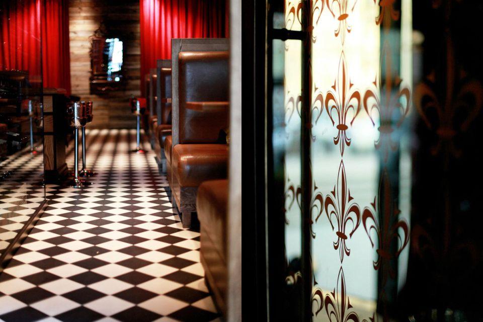 Винный бар «La Bottega»