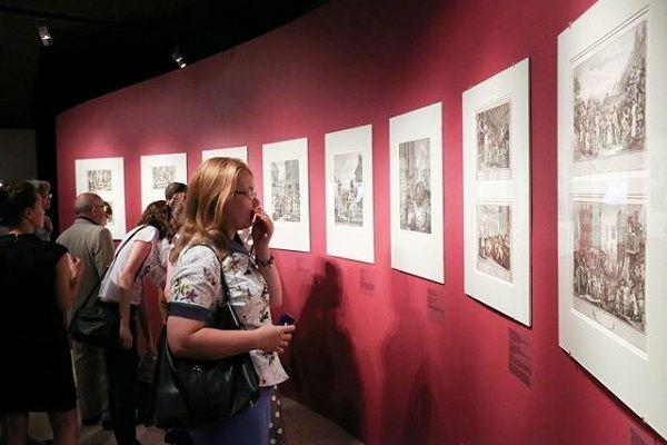 Выставка «Уильям Хогарт: анализ красоты»