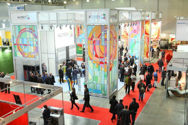 Выставка Batimat Russia
