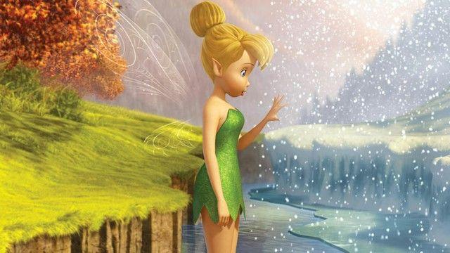 Мультфильм феи тайна зимнего леса
