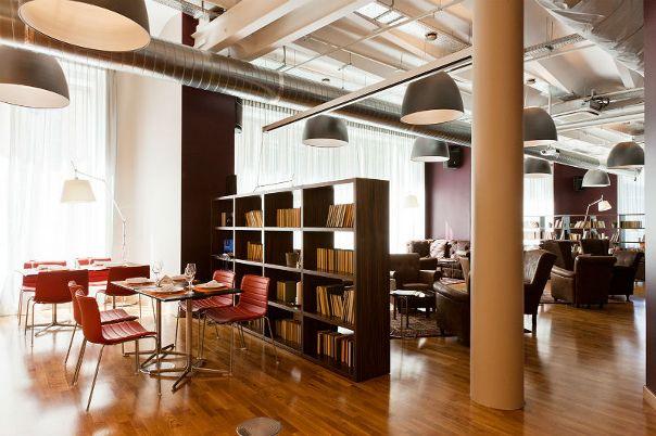 Коворкинг‐центр «Cabinet Lounge»