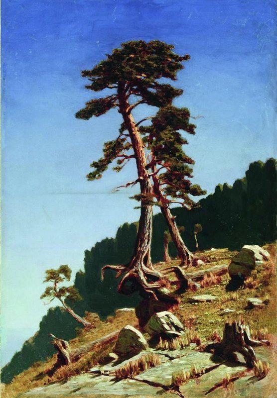 Выставка русский пейзаж xviii xix веков