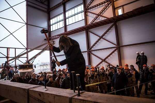 Экскурсии на «борт» боевого корабля «Полтава»