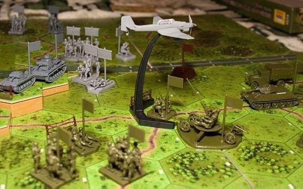 Фестиваль настольных игр на военную тематику