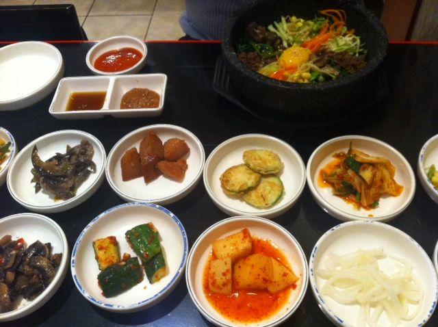 Магазин корейских продуктов в отеле «Корстон»