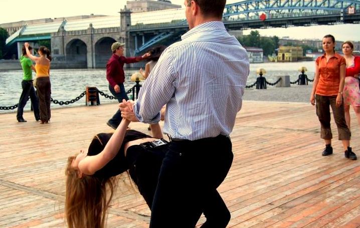 Москва бесплатная уроки танцев