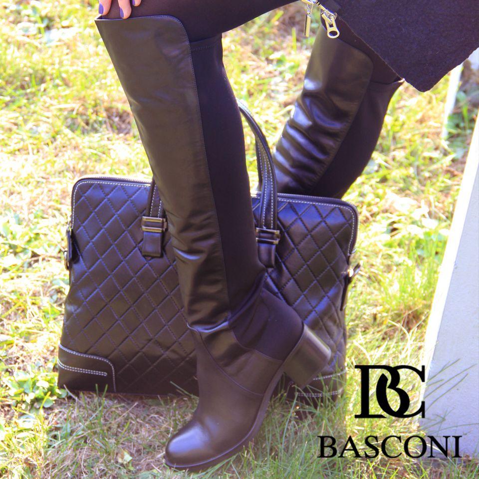 Зимняя обувь баскони