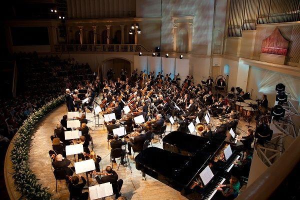 Концерт «К 70-летию со дня рождения В.Крайнева»