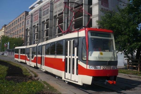 маршрут трамвая – №17